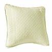 King Charles Diamond Cotton Throw Pillow