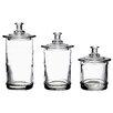 La Rochere Apothecary 3 Piece Jar Set (Set of 3)