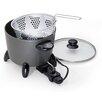 Presto 6-Quart Professional Options Multi-Cooker/Steamer