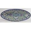 Le Souk Ceramique Malika Oval Platter