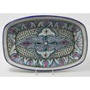 Le Souk Ceramique Malika Rectangular Platter