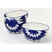 Le Souk Ceramique Jinane Soup / Cereal Bowl (Set of 4)