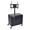 Luxor Flat Panel TV Cart