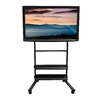 Luxor Universal LCD TV Cart