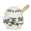 Portmeirion Botanic Garden Speedwell Condiment Pot with Spoon
