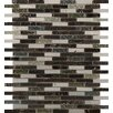 Emser Tile Treasure Glass Mosaic Tile in Multi-Colored