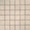 Emser Tile Pacific Ceramic Mosaic Tile in Cream