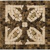 "Emser Tile Natural Stone 4"" x 4"" Honed Marble Thermae Listello Corner"