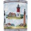 "Illumalite Designs 5"" Lighthouse Drum Shade"