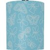 Illumalite Designs Butterflies Drum Lamp Shade