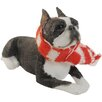 Sandicast Ornaments Boston Terrier Sculpture