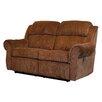 Serta Upholstery Double Reclining Loveseat