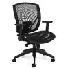 Offices To Go High-Back Mesh Synchro Tilter Office Chair