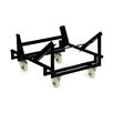 """Offices To Go 15.25"""" x 24.5"""" x 20.75"""" Dolly Stacking Chair"""