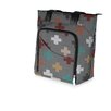 Picnic Time Pixels Sonoma Wine and Cheese Tote