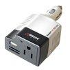 Wagan Smart AC 80W Continuous / 220W Peak USB Power Inverter