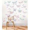 WallPops! WallPops Flutterby Butterfly Large Wall Decal