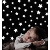 WallPops! Home Decor Line Stars Glow in The Dark Wall Decal