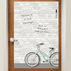 WallPops! Enjoy the Ride Giant Dry Erase Wall Decal