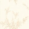 "Brewster Home Fashions Kitchen, Bed And Bath Resource IV 33' x 20.5"" Delia Blossom Wallpaper"