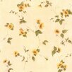 """Brewster Home Fashions Kitchen, Bed And Bath Resource IV 33' x 20.5"""" August Floral Trail Wallpaper"""