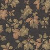 "Brewster Home Fashions For Your Bath II 33' x 20.5"" Muscat Berry Trail Wallpaper"