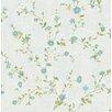 """Brewster Home Fashions Ami 33' x 20.5"""" Delphine Wallpaper"""