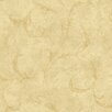 """Brewster Home Fashions Pompei Vesuvius Marble 33' x 20.5"""" Scroll Embossed Wallpaper"""