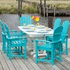 POLYWOOD® Palm Coast 7 Piece Dining Set