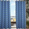 Commonwealth Home Fashions Outdoor Décor Arbor Single Curtain Panel