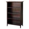 "DonnieAnn Company Ferndale 50"" Standard Bookcase"