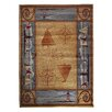 DonnieAnn Company Wilderness Camel Area Rug