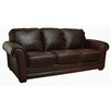 Luke Leather Mark Leather Sofa