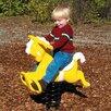SportsPlay Yellow Pony Spring Rider