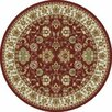 Concord Global Imports Mantra Agra Red Rug