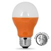 FeitElectric 3W Orange 120-Volt LED Light Bulb