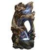 Alpine Fiberglass Nature Fountain