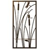 Plastec Dragonflies and Cat Tails Wall Décor