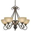 Wildon Home ® Lenora 5 Light Chandelier