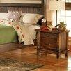 Wildon Home ® Leadville 2 Drawer Nightstand
