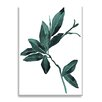 """Wildon Home ® """"Green Magnolia"""" by Kate Roebuck Painting Print on Canvas"""