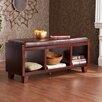 Wildon Home ® Remmington Wood Storage Bench