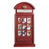 Wildon Home ® Kellogg Phone Booth Wall Mount Picture Frame