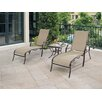 Wildon Home ® Chantilly Chaise Lounge (Set of 2)