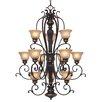 Wildon Home ® Cartleton 12 Light Chandelier