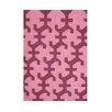 Wildon Home ® Anandah  Hand-Tufted Pink Area Rug