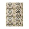 Wildon Home ® Aeriana Hand-Tufted Beige/Green Area Rug