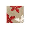 Wildon Home ® Allicia Hand-Tufted Golden Olive Area Rug