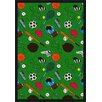 Wildon Home ® Chrystyan  Green Area Rug