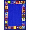 Wildon Home ® Carlla  Blue Area Rug
